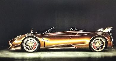 "Photo of Jedinstveni Pagani Huaira Roadster BC nazvan ""Supernova"""