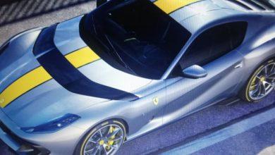 """Photo of Ovaj """"specijalni"""" 812 Superfast je Ferrarijev drumski automobil sa najvećim okretajem"""